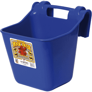 Little Giant Hook Over Feeder, 12qt