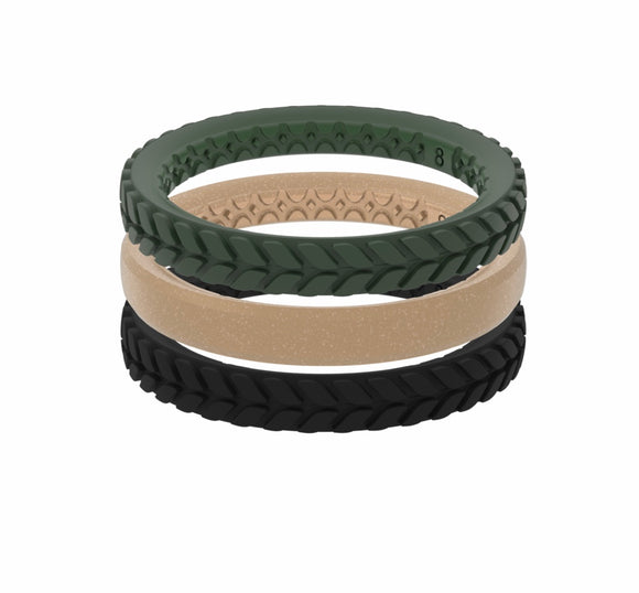 Groove Air Stackable Aspen Ring
