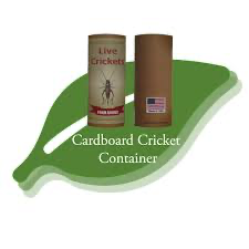 Cricket Tube, Cardboard