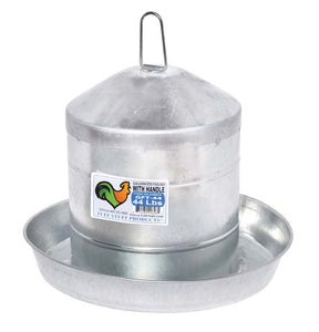 Galvanized Poultry Hanging Feeder