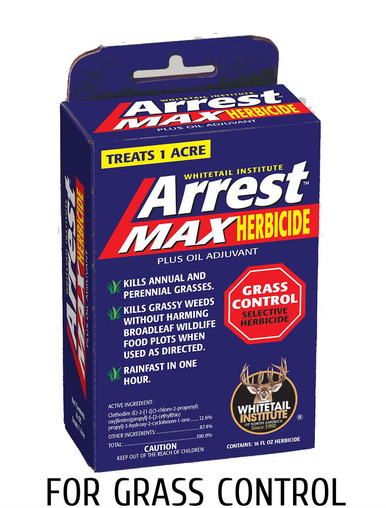 Whitetail Institute Arrest Max Herbicide, 16oz