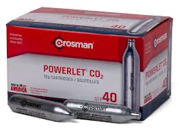 Corsman Powerlet CO2 Cartridges