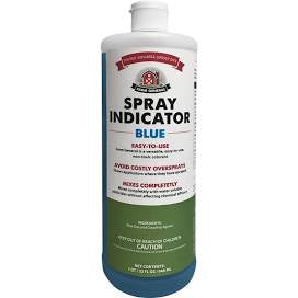 Blue Indicator Spray, 32oz
