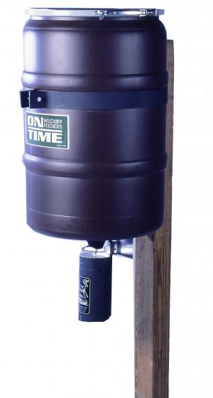 On Time Classic Lifetime Fish Feeder Combo