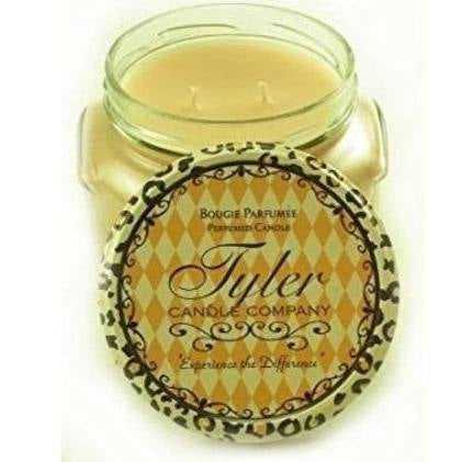 Tyler Candle, Entitled