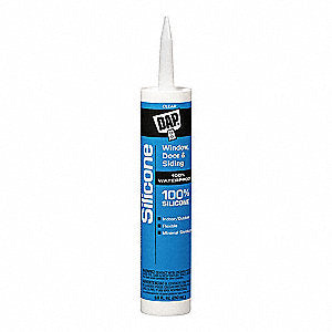 DAP 100% Silicone Window & Door Sealant