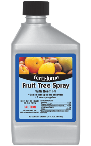 Ferti-Lome Fruit Tree Spray, 16oz