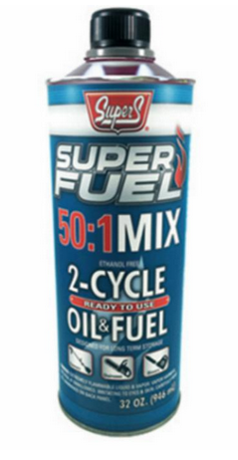 Super S SuperFuel, 50:1, 2-Cycle Oil & Fuel