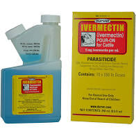 Ivermectin Pour-On for Cattle
