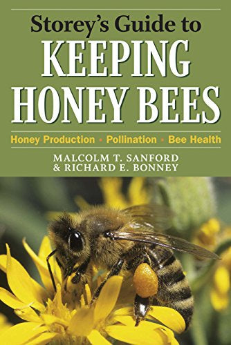 Book - Storey's Guide to Keeping Honey Bees