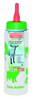 Farm Babies Nursing Bottle, 1qt