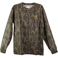 Wasatch-CB Long Sleeve T-Shirt, Bottomland