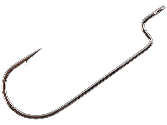 Offset Shank Worm RB Hook