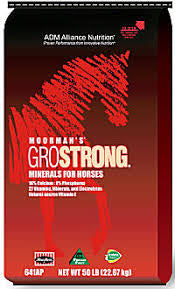 Moormans GROSTRONG Minerals for Horses, 25lb