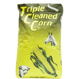 CORN, TRIPLE CLEANED
