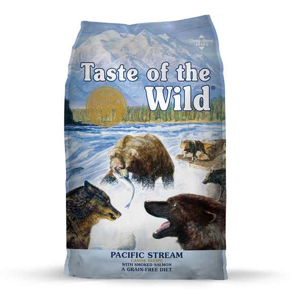 Taste of the Wild Canine Pacific Stream Salmon