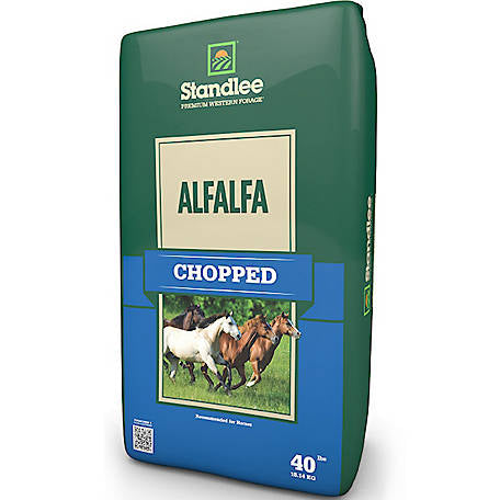 Alfalfa Chopped, 40lb