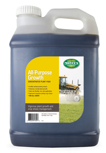 Monty's All Purpose Growth Fertilizer, 2.5gal