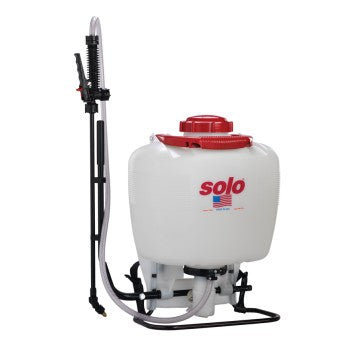 Solo Backpack Sprayer, 4gal