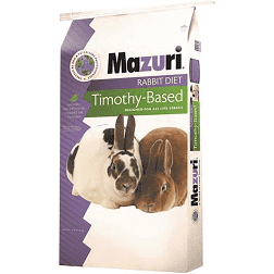Mazuri Timothy-Based Rabbit Diet