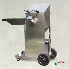 Bayou Fryer with Cart, 4gal