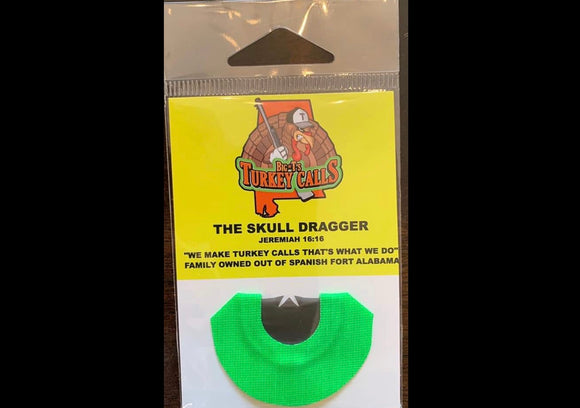 Big T's Turkey Mouth Call