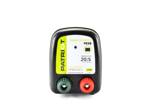 Patriot PE5B 6 or 12-Volt DC Fence Energizer
