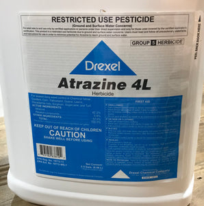 Atrazine, 2.5gal (Restricted Use)