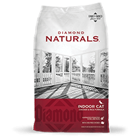 Diamond Naturals Indoor Cat Chicken & Rice