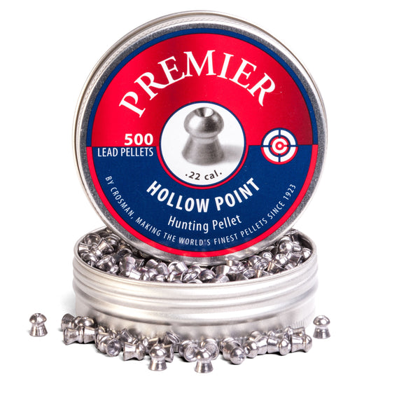 Crosman Premier .22 Hollow Point Pellet