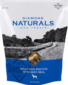 Diamond Naturals Dog Treats, 16 oz