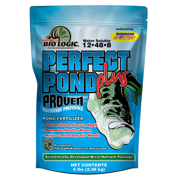 Biologic Perfect Pond Fertilizer, 25lb