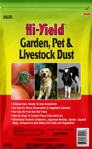 Hi-Yield Garden, Pet & Livestock Dust