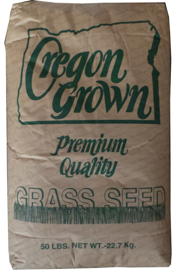 Ryegrass Seed, Oregon Grown (Gulf), 50lb