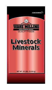 Ware Milling Sheep Mineral, 50lb