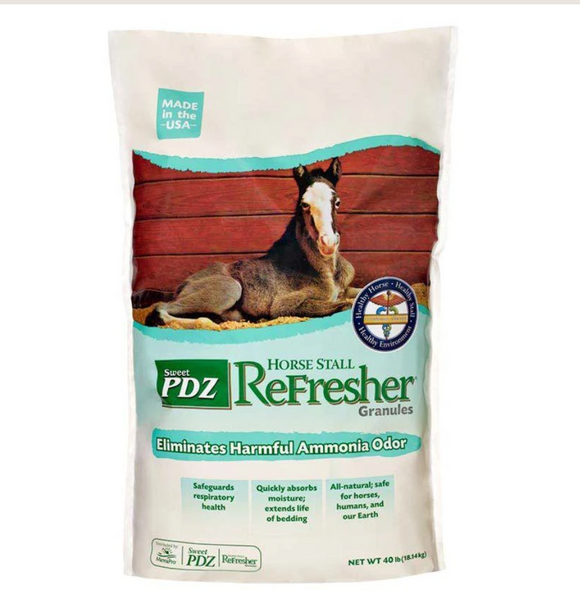 Sweet PDZ Stall Refresher, 40lb