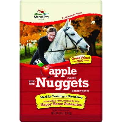 Bite-Size Nuggets Horse Treats, 4lb