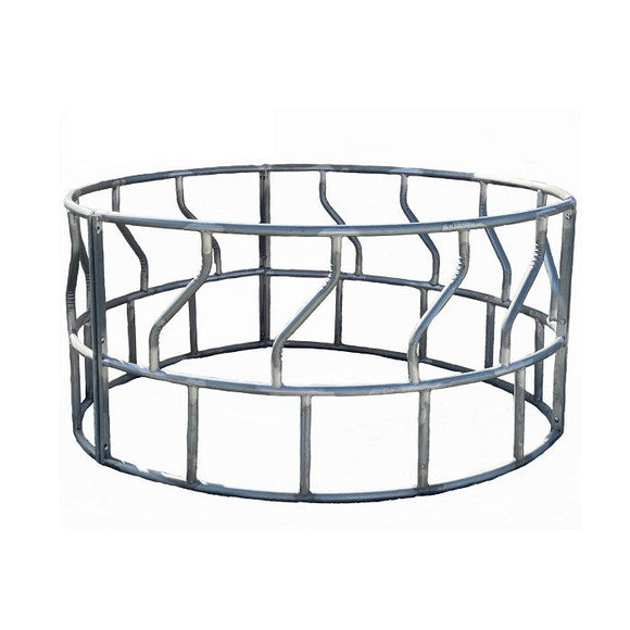 Hay Ring, Galvanized, Cattle