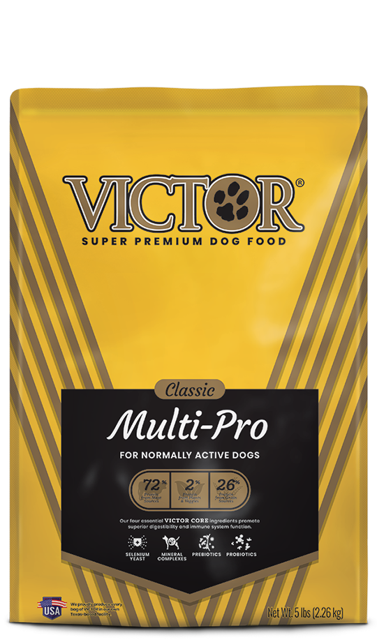VICTOR Classic Multi-Pro Maintenance Dog Food, 50lb