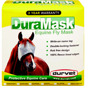 DuraMask Equine Fly Mask