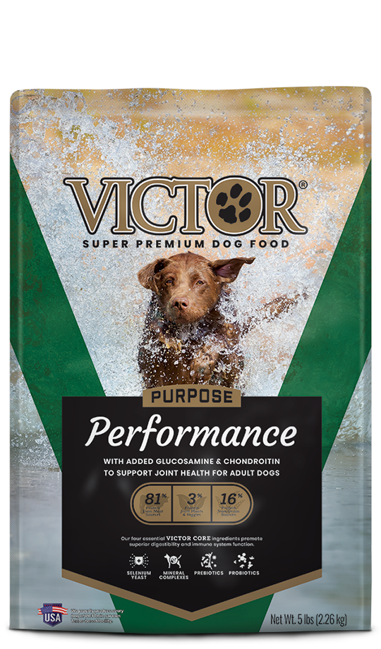 VICTOR Purpose Performance Dog Food, 40lb
