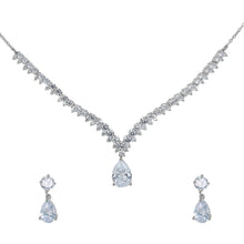 Load image into Gallery viewer, Set. Necklace & Earrings-N63