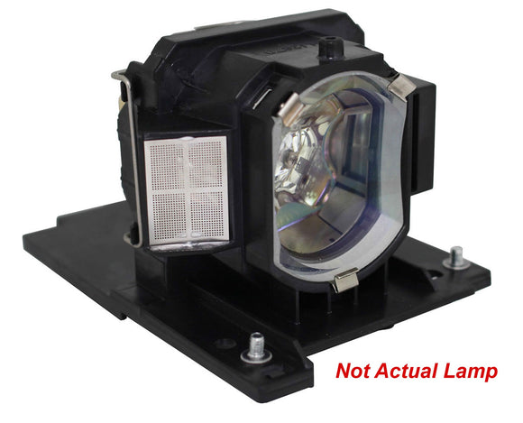 HITACHI PJ-TX100W - compatible replacement lamp