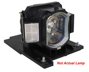 HITACHI MP-J1EF - compatible replacement lamp