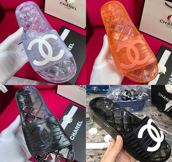 Clear Chanel Slides