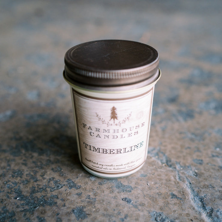 Timberline Candle - Farmhouse Candle Shop