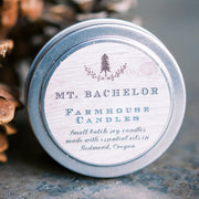 Mt. Bachelor Candle