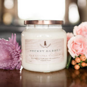 Secret Garden Candle - Farmhouse Candle Shop