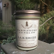 Lakeside Candle