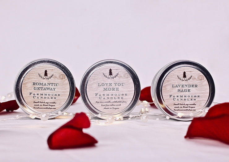 Lots of Love Candle Bundle